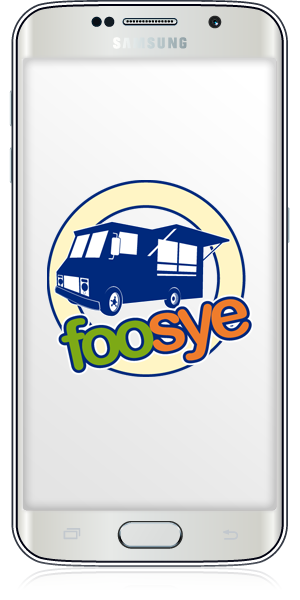 Foosye Defining the Mobile Food Industry on Galaxy 6 edge