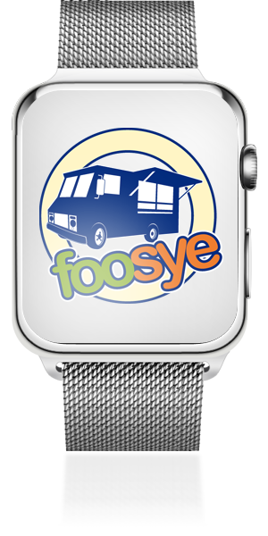 Foosye Defining the Mobile Food Industry on iWatch