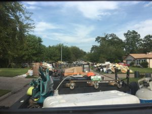harvey flood victims neighborhood