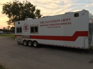salvation army food truck